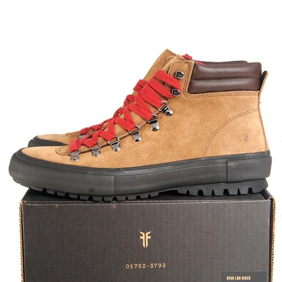 766120f3f Frye Shoes | Ryan Lug Hiker Boot | Poshmark